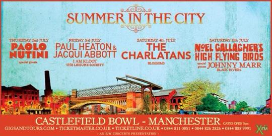 Got 2 passes to give away for The Charlatans at Castlefield Bowl. Retweet to win. I'll pick winner 8am Friday. Tim x http://t.co/0vALF50vW0