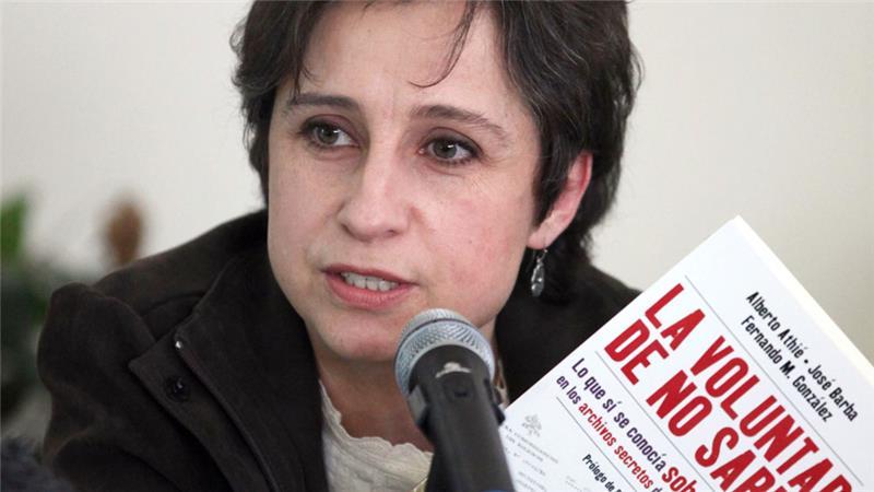 Messico: licenziano Carmen Aristegui per lo scandalo su Peña Nieto