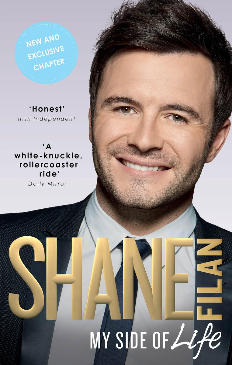 COMPETITION TIME! We have 4 signed copies of @ShaneFilan's #MySideOfLife to giveaway! RT & Follow by 9AM (GMT) 17/03 http://t.co/4kjfNuc75z
