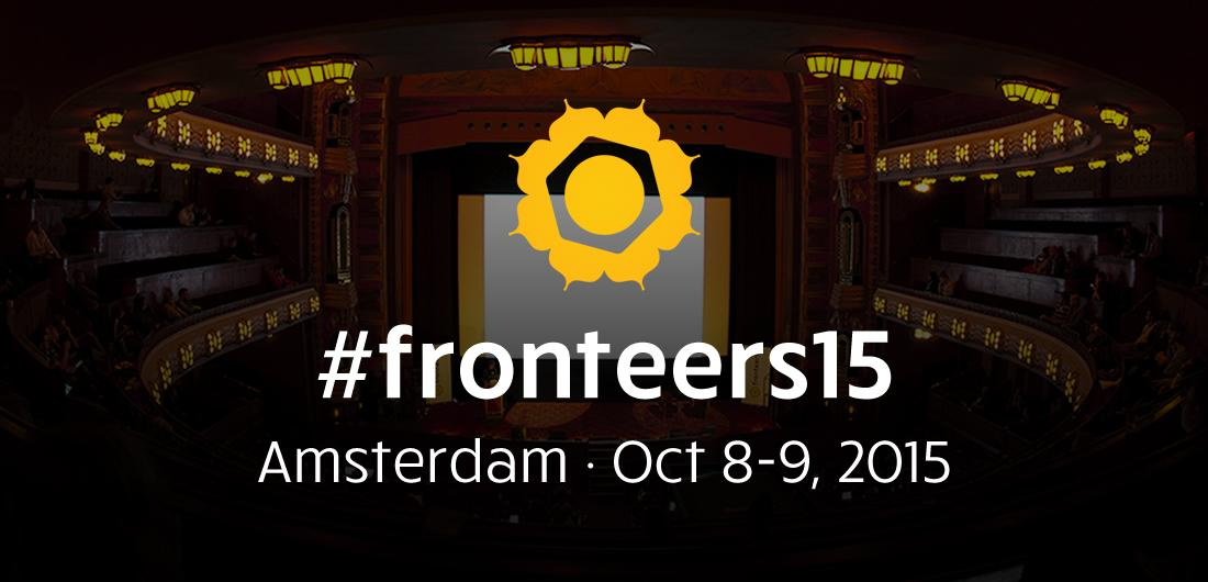 Same venue, new speakers, even better lunch. #fronteers15 is coming. See you Oct 8-9, 2015! https://t.co/kbvNa0ikNg http://t.co/orfRNKAPnr