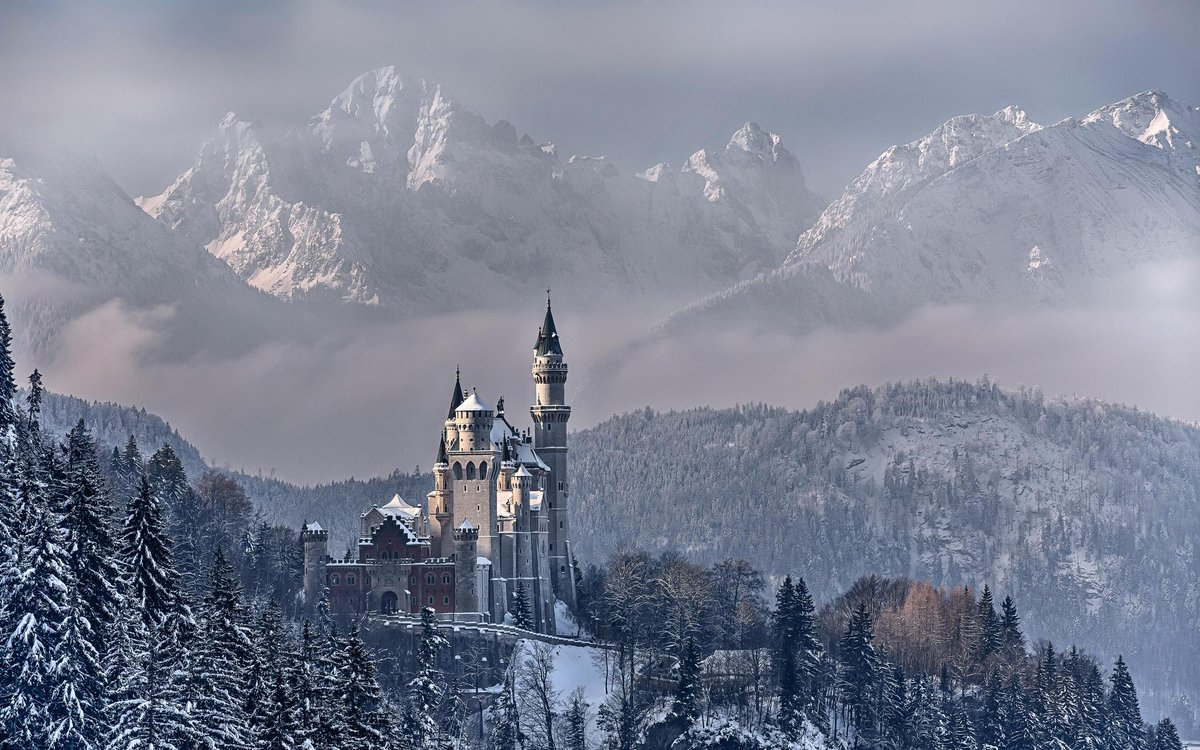 #Neuschwanstein #Castle, #Bavaria #Germany | #bmi_g #it #bdd #travel #tourism... https://t.co/zTgklQG3Yz http://t.co/BfeVwtk4GY