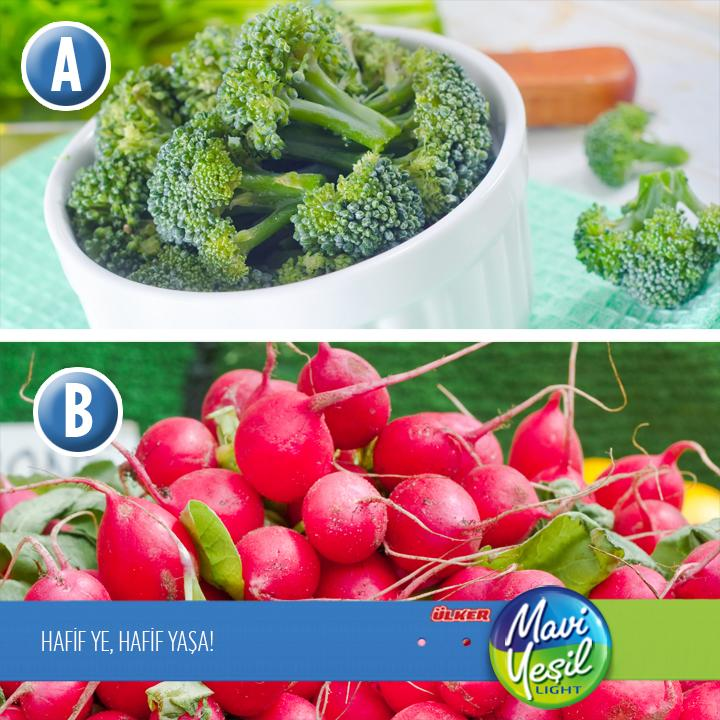 Tam mevsiminde bu sebzelerden hangisini daha sık tüketiyorsun? http://t.co/6JEz0apFnf