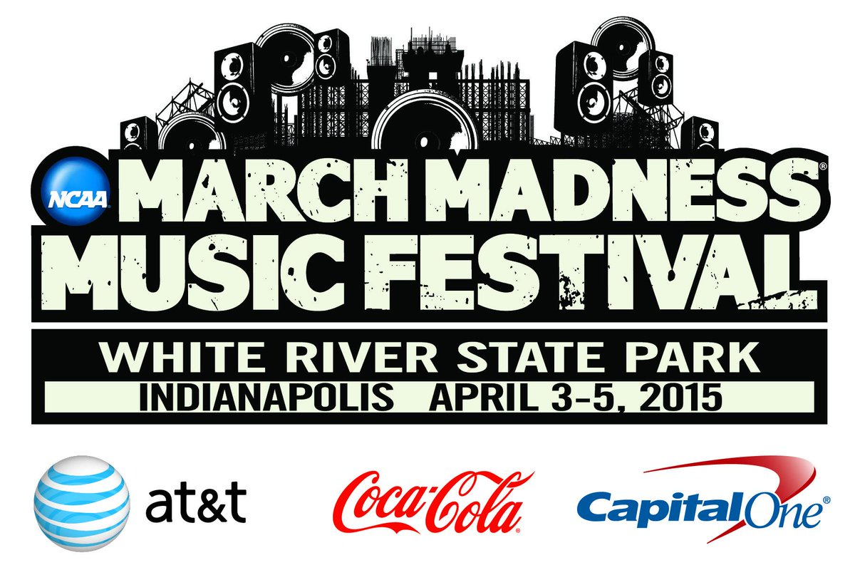 NCAA March Madness Music Festival April 3-5 2015