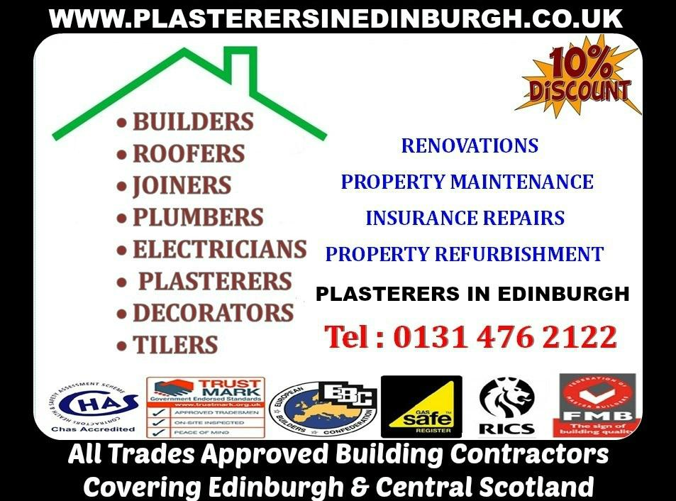 Building Maintenance Companies : Builders n edinburgh edinbuilders twitter
