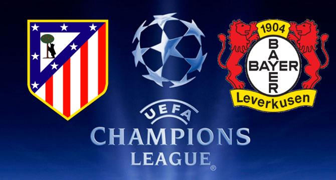 Rojadirecta Atlético Madrid-Bayer Leverkusen Streaming, dove vedere la partita in diretta di Champions League