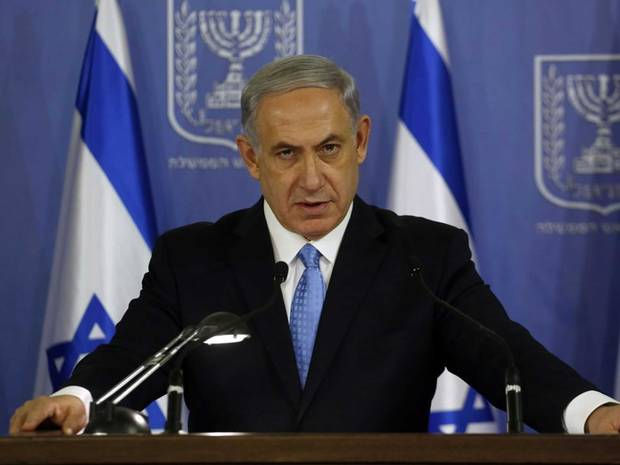 Netanyahu says there will be no palestinian state if he ...