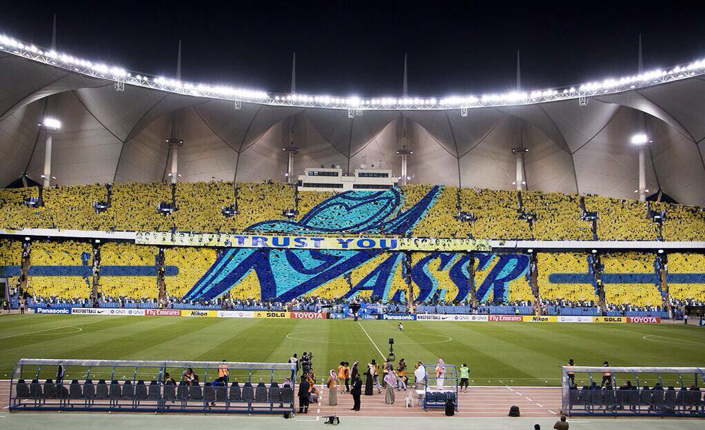 النصر أول نادي أسيوي يلعب لكأس العالم لل...