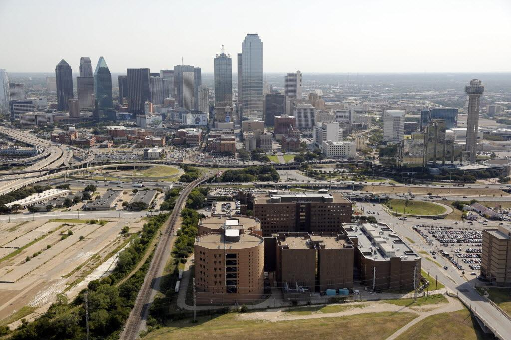 Dallas County : medical facility Dallas County jail prompted