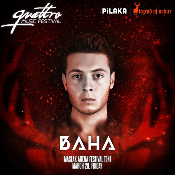 It's been a long time Quattro Music Festival.See you at Maslak Arena this Friday!! @PilakaOrg #QuattroMusicFestival http://t.co/gC8jVNGu3x