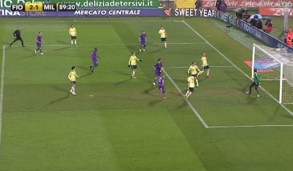 Risultato Fiorentina-Milan Torino-Lazio DIRETTA Gol Live temporeale VIDEO