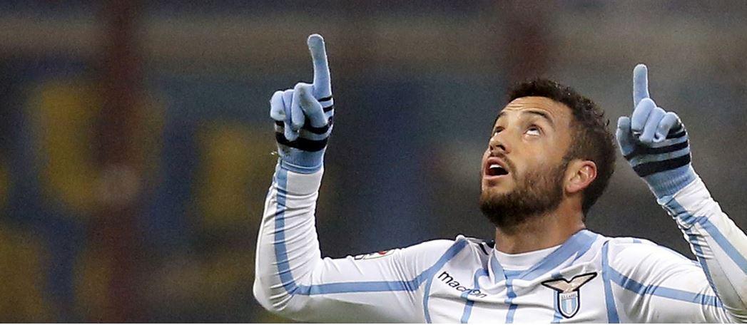 Felipe Anderson, due gol contro il Torino questa sera