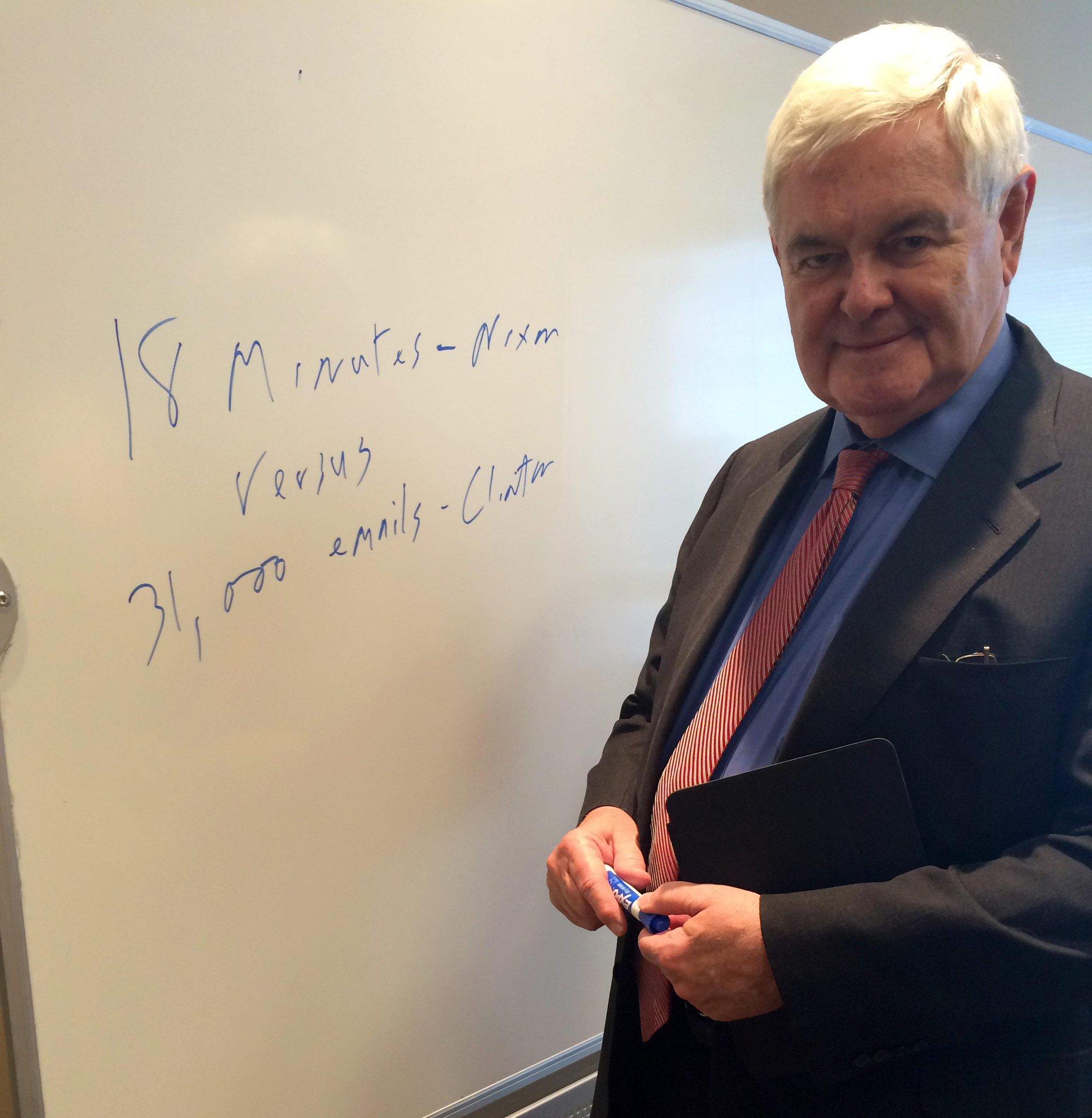 Newt Gingrich (@newtgingrich)