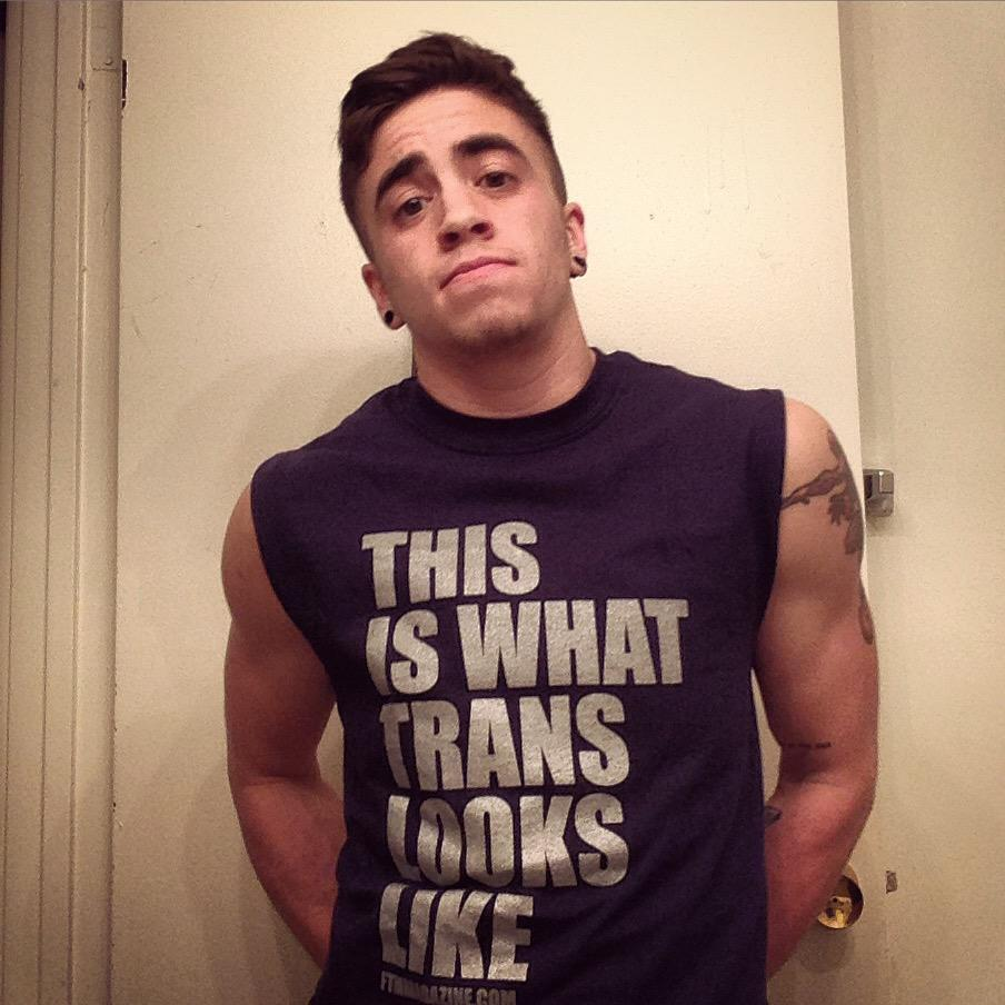 Gay ftm transsexual
