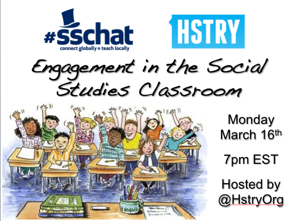 15 minutes! #sschat http://t.co/nBy0iQfhFU