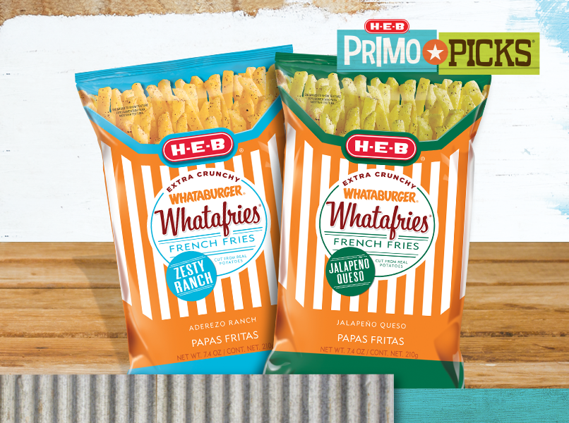 Surprise! New #Whatafries have landed in #HEB! What are your favorite flavors? http://t.co/xUaFC0btkq #PrimoPicks http://t.co/vcwXTLtKYi