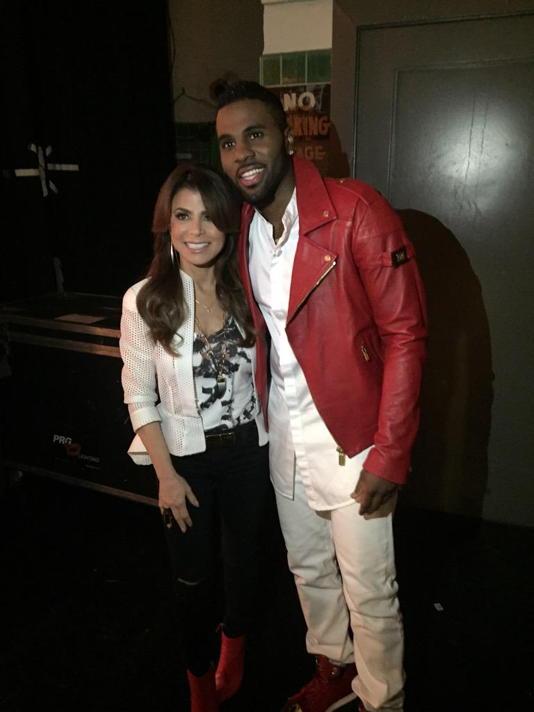 #SYTYCDauditions in LA today at @LAOrpheum :)) Me & @jasonderulo hanging got a minute for a pic! xoP http://t.co/CCxx7CyQIw