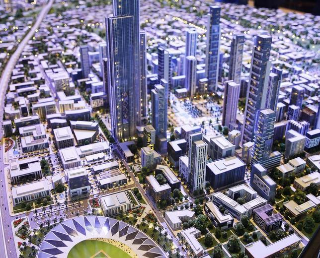 """Egypte: """"Le projet de l'Egypte : une nouvelle capitale ..."""