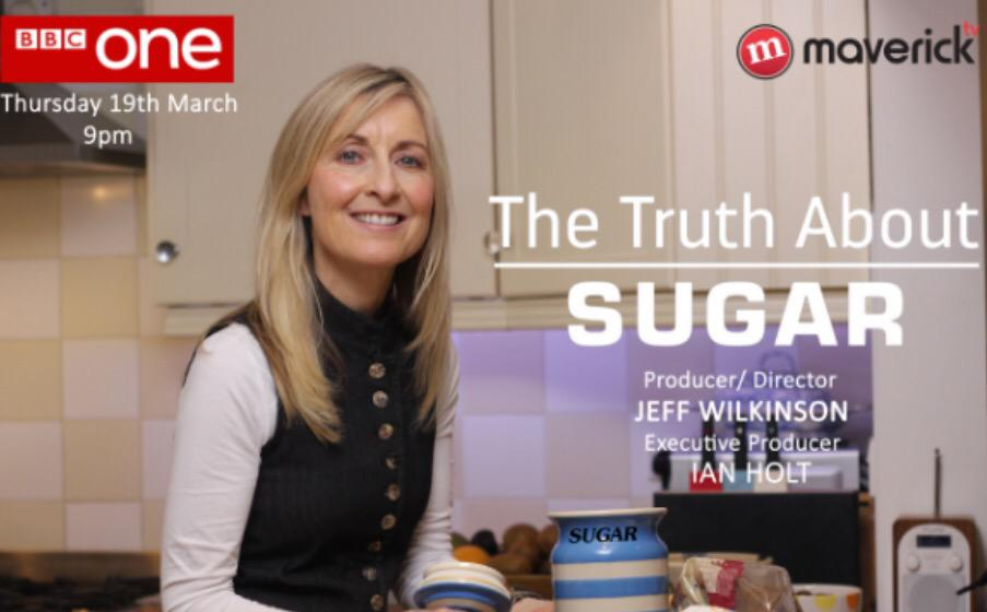 The truth about sugar. This Thursday BBC1 @IQuitSugar @actiononsugar #sugar http://t.co/YvCIRWyhyF