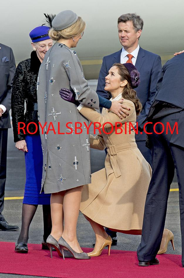 RT @robinutrecht1: state visit king willem alexander and queen maxima to denmark princess mary http://t.co/CccAAAZVqz