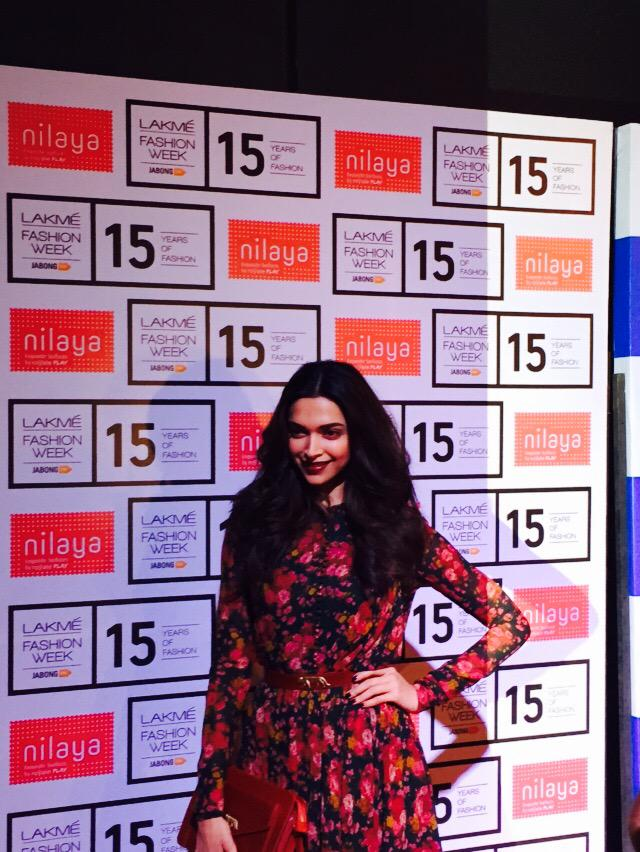 Lakme Fashion Week Opens to  a Star Studded Event