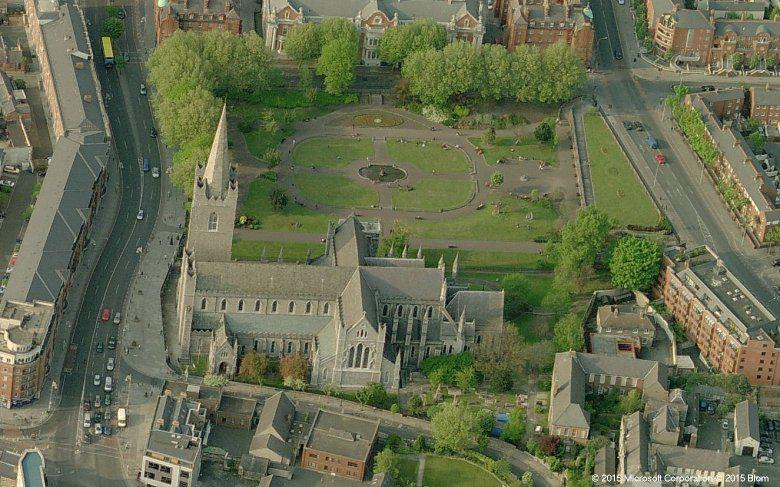 Celebrate St. Patrick's Day with Bing Maps imagery: http://t.co/7YleIblslS #bingmaps #StPatricksDay http://t.co/8OoptlBdMx