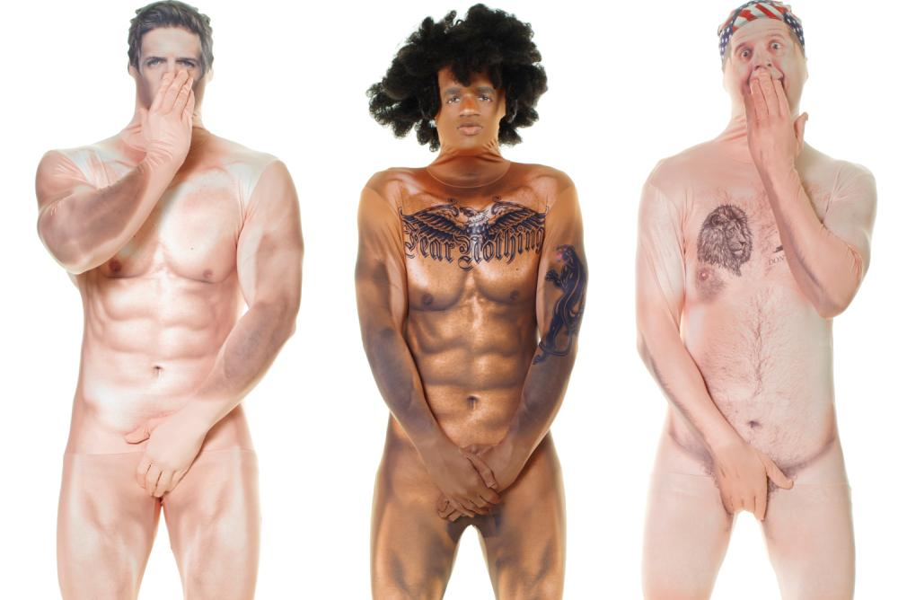 Sexy Halloween Costumes With Nudity