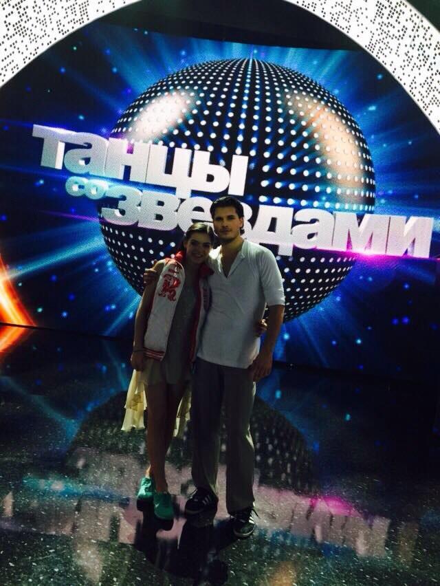 Танцы со звездами. Россия-1 - Страница 7 CATWYBxUcAAFuMS
