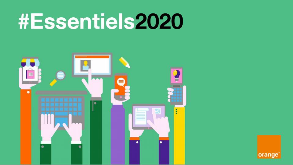 #Essentiels2020