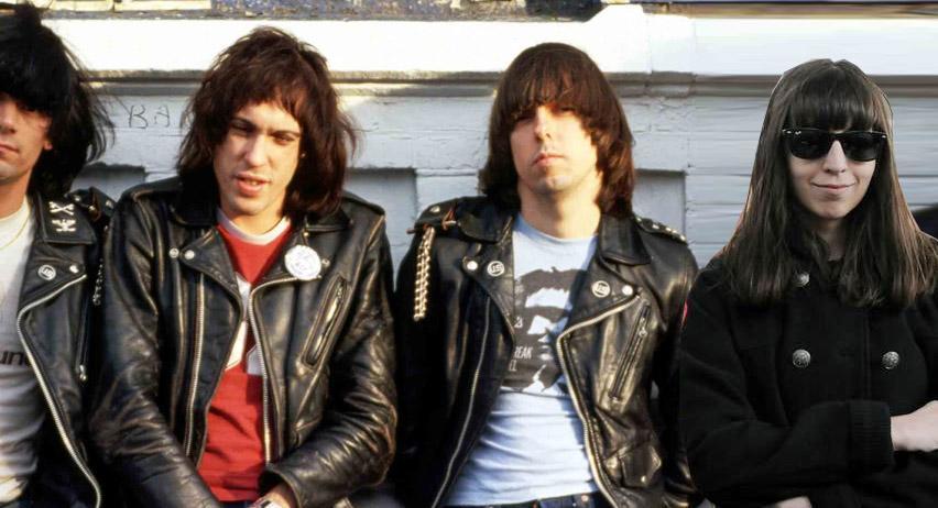 Joey Ramone Hijos