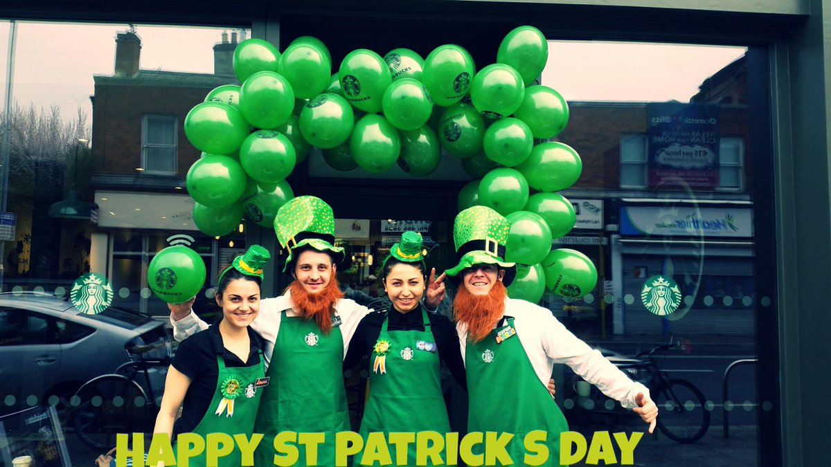 Happy St. Patrick's day to all of our customers and partners. http://t.co/YP3gn1HZUd
