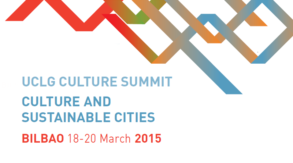 1 day to go before #UCLGculture SUMMIT: CULTURE & SUSTAINABLE CITIES @azkunazentroa in Bilbao! http://t.co/T85nvT11bS