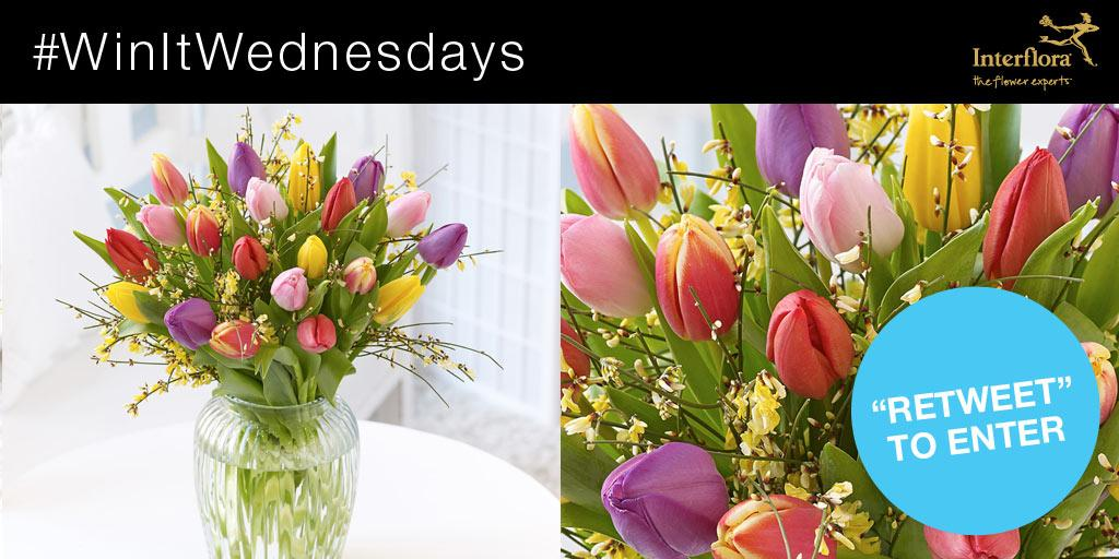 It's #WinItWednesday! RT & follow for a chance to #win our Spring Tulip Vase http://t.co/AabNyoDOwe http://t.co/0NoQAY4KcD