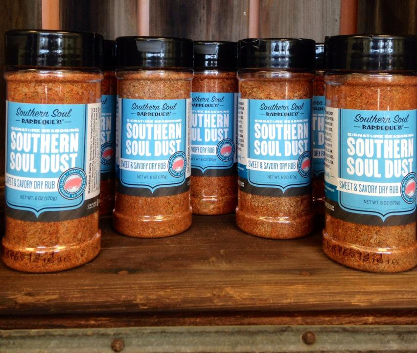 'Southern Soul Dust' the signature seasoning from @southernsoulbbq in St. Simons Island is back at #PhunFoods! http://t.co/rUU6BcHFKm
