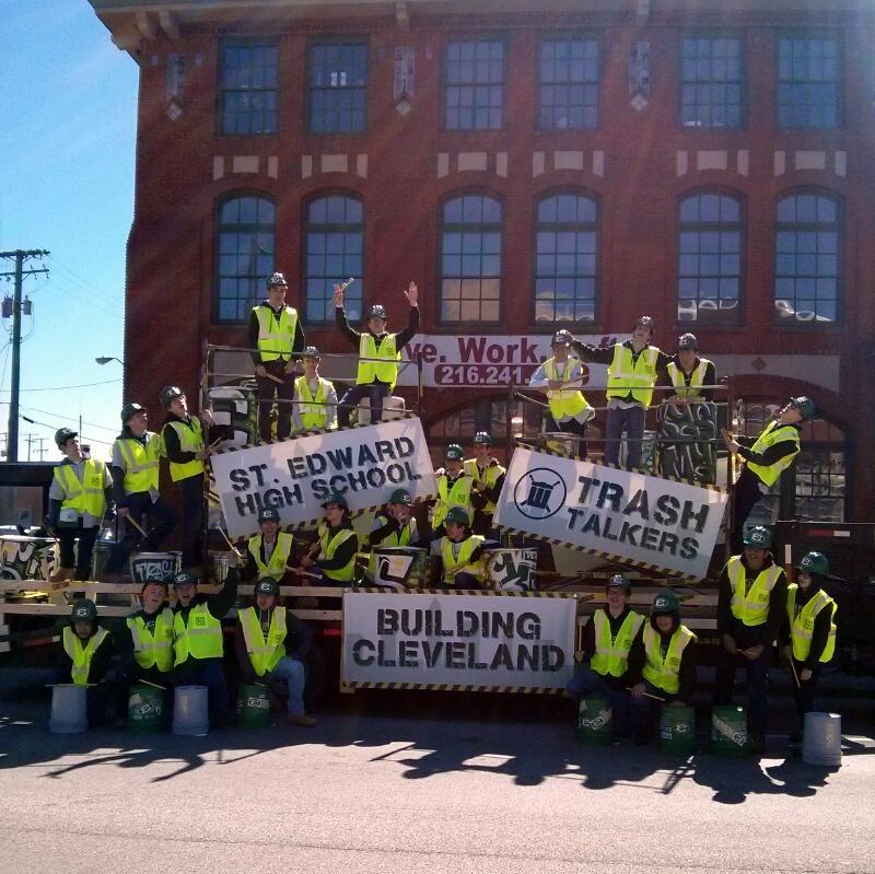 #CLEStPats #Cleveland #StPatricksDay #trashtalkers http://t.co/gJatEEfUNC