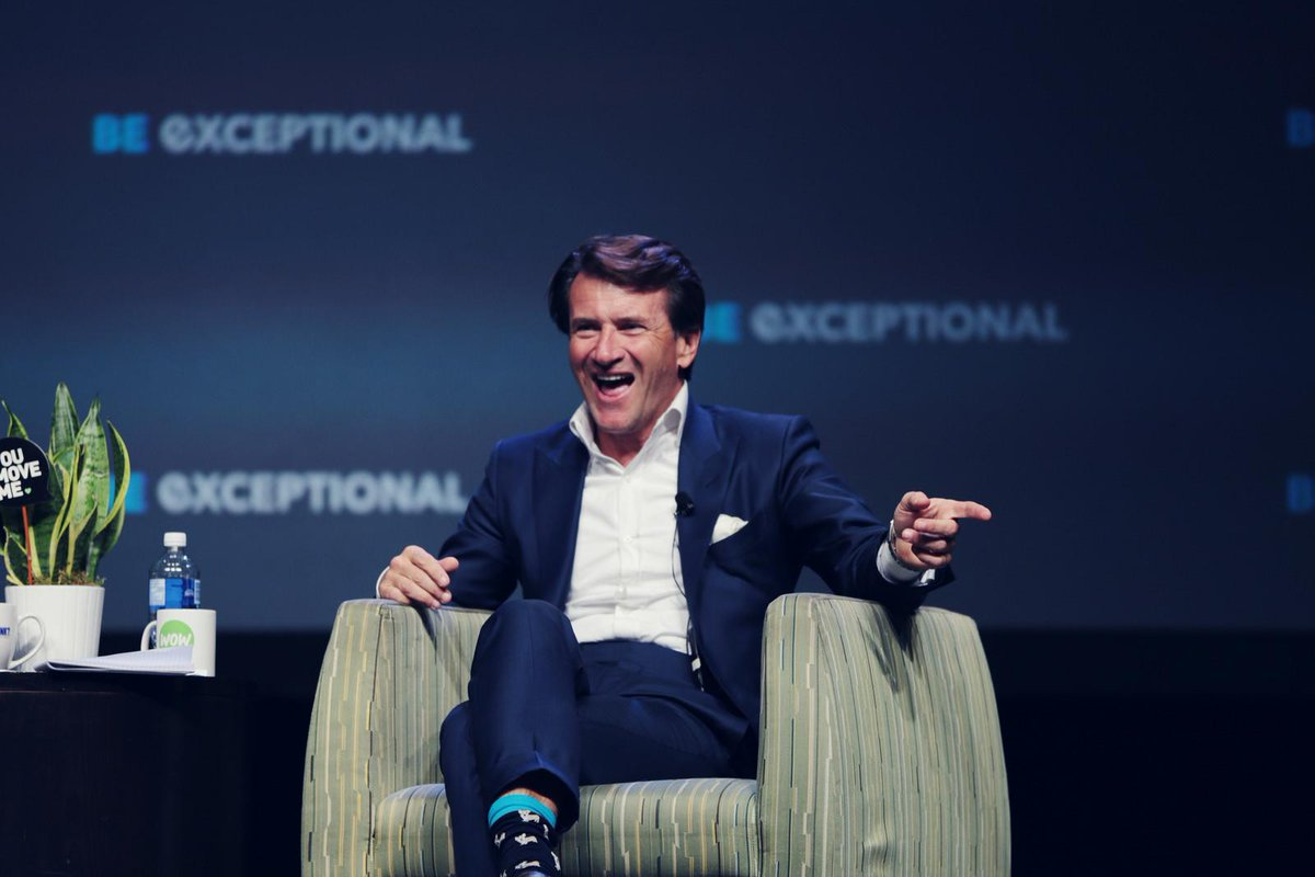 This year's annual Kickoff featured @robertherjavec, @AwesomelySimple and @itsyourship! #beexceptional http://t.co/FweoORQwLT