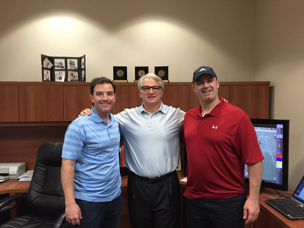 Ted Roof On Twitter Quot Great To Have Bill O Brien And John