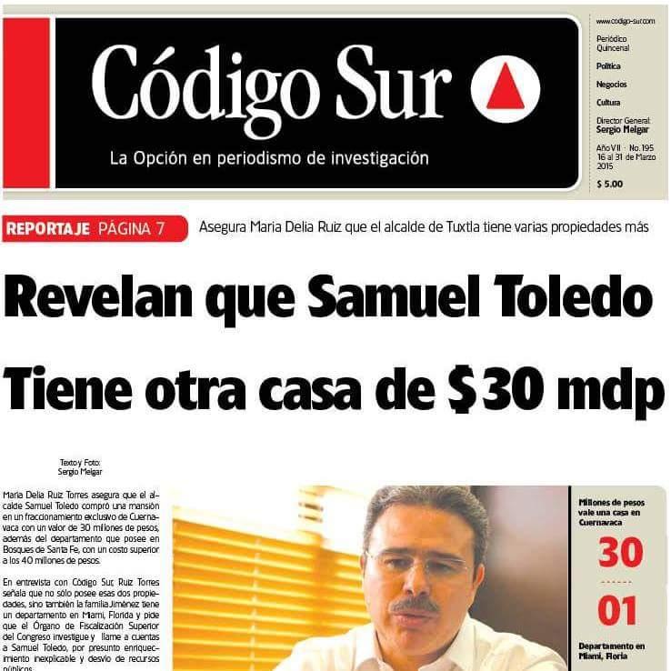 Yassir tiene fuerte competidor:el Pdte Mpal. PRI/PVEM #Tuxtla:#SamuelToledo.@D_CONTRAPODER @GabyCoutino @muralchiapas http://t.co/8D0wm4MQMW