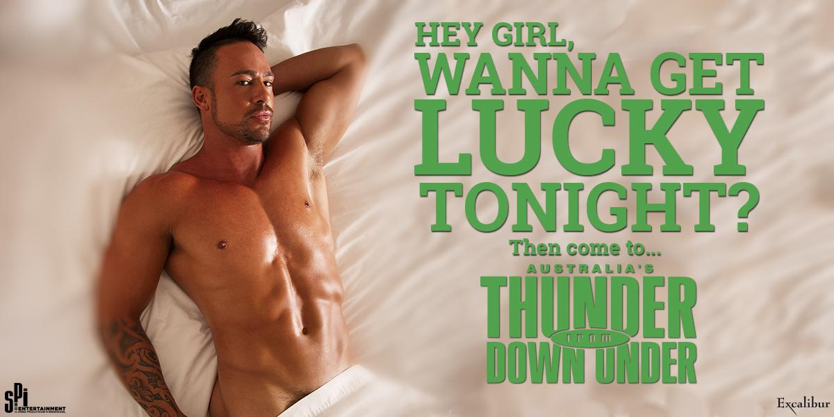 Get Lucky Tonight