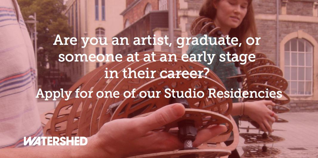 Are you interested in creativity, culture + tech? Apply for one of our @PMStudioUK residencies http://t.co/VZUErdkuZI http://t.co/vW48Lk0Ole