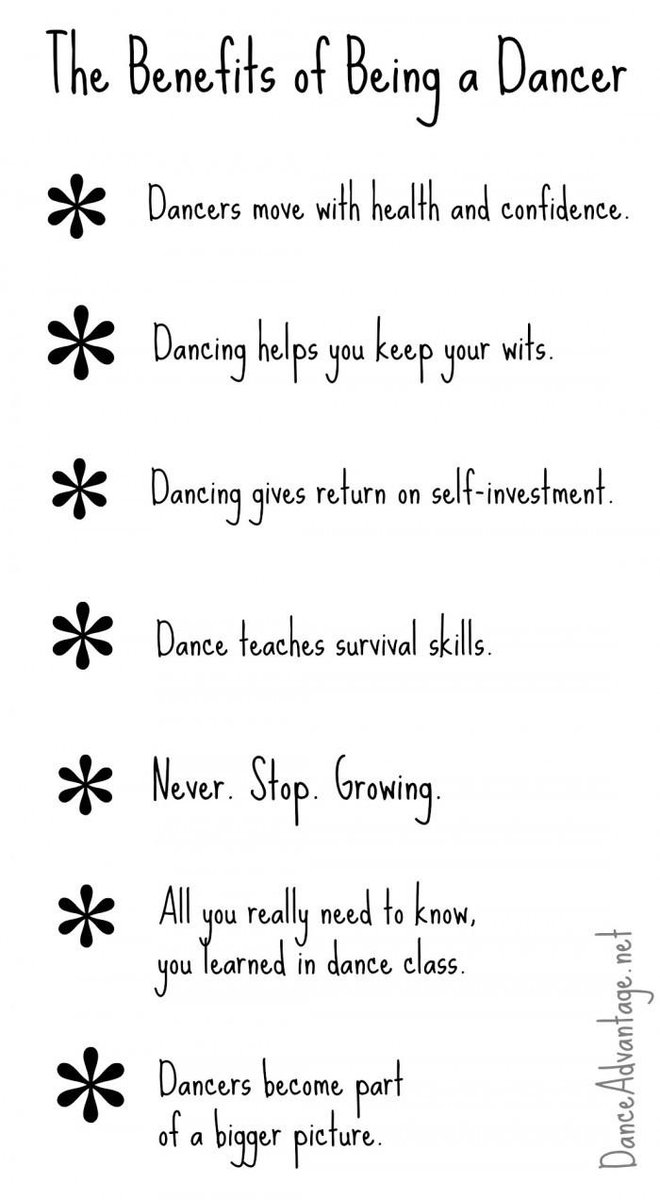 Are you feeling lucky today, dancers? You should be! Here's why: http://t.co/BYxVlA35jg #dancelife http://t.co/TTscwDLTb8