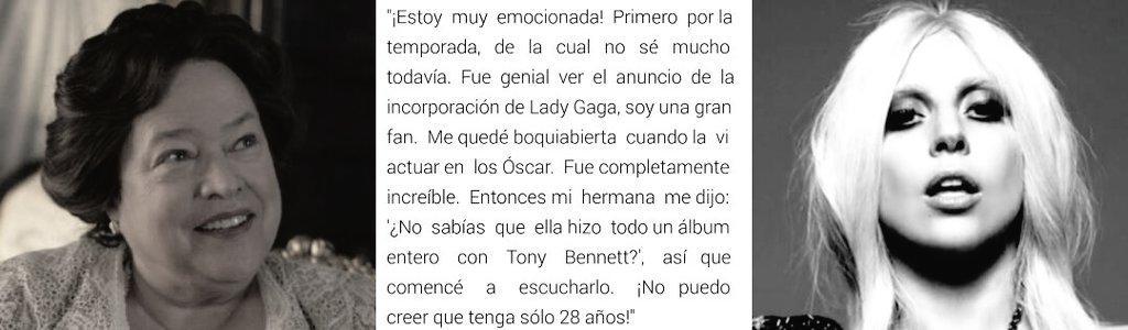 Otros artistas opinan sobre Lady Gaga [4] - Página 10 CAUsNSWXIAAIIX7