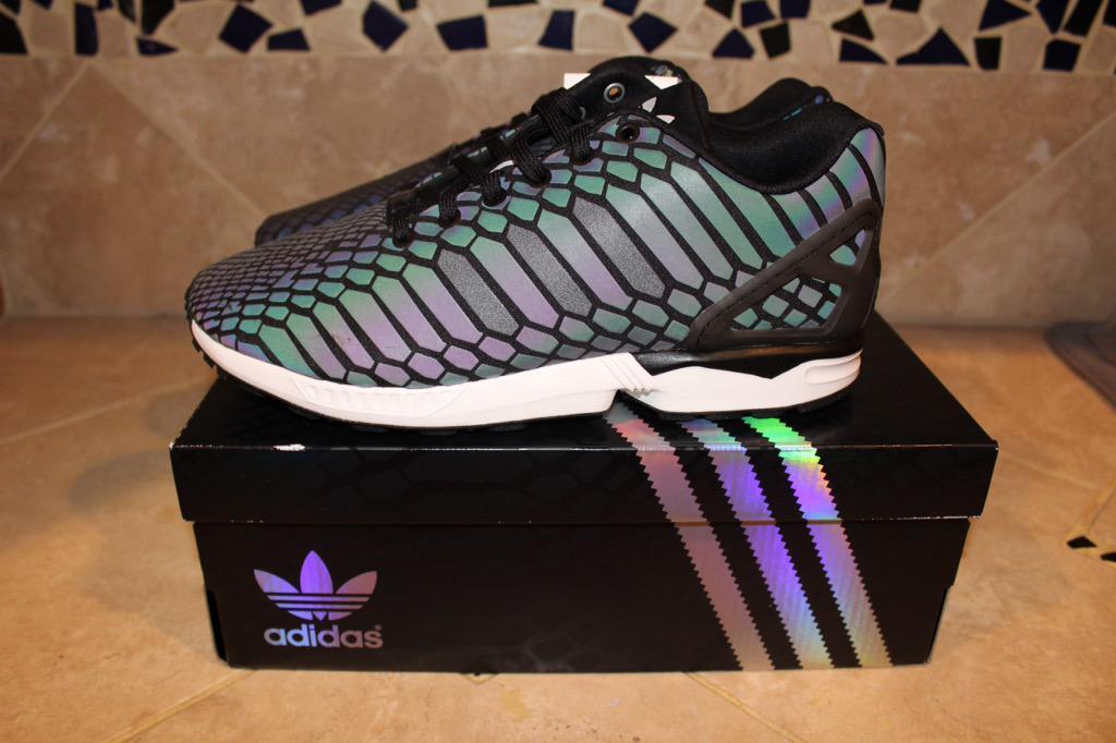 Adidas Zx Flux Xeno Size 10