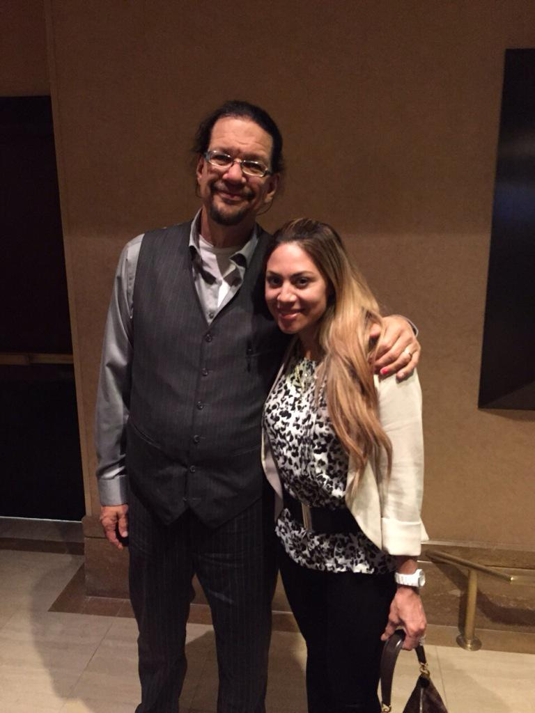 """Penn Jillette on Twitter: """"@BeautyMogal It's for my mom. I wear my dad's ring and my mom's nail polish."""""""