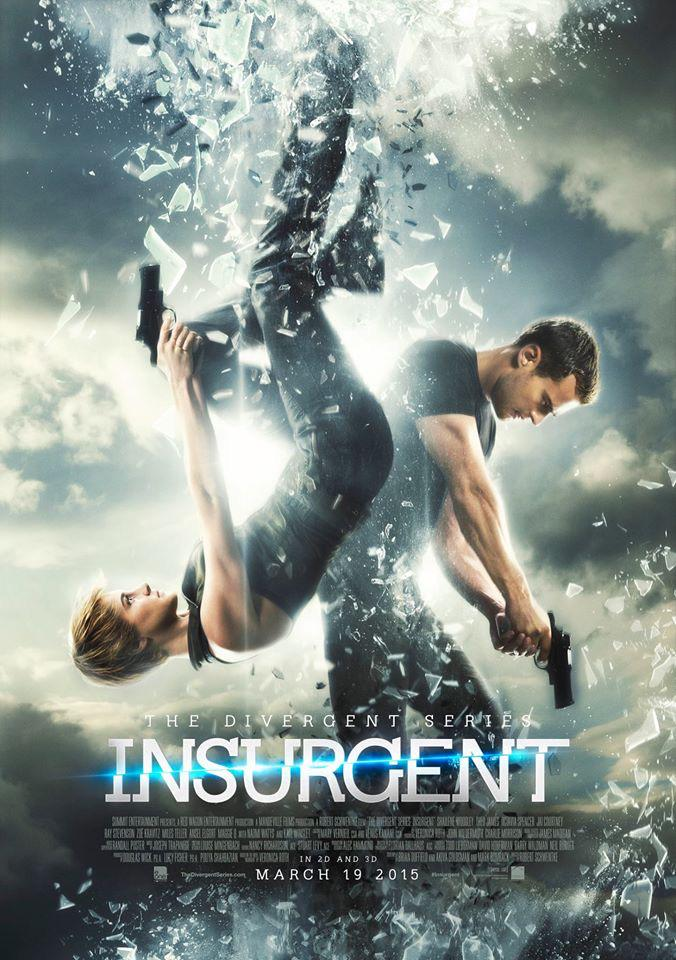 We have x2 double passes for #Insurgent to give away. Retweet with #ShortlandStreet and you could win.