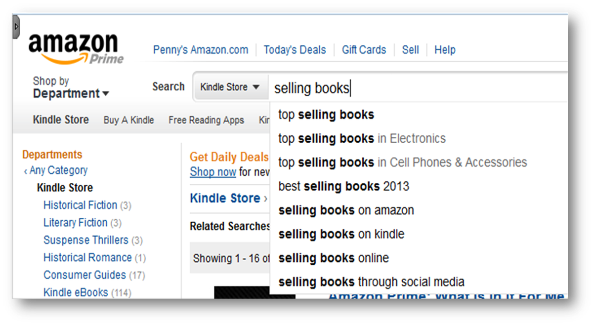 Thumbnail for How to optimize Amazon for selling books