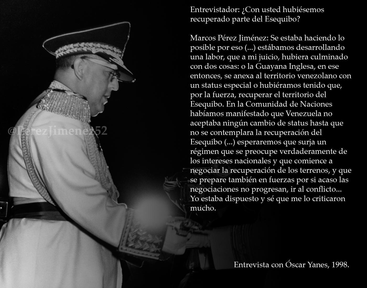 la epoca dorada de Venezuela: durante el Gobierno del General Marcos Pèrez Jimènez - Página 2 CAVCC9BWEAAOZ7h