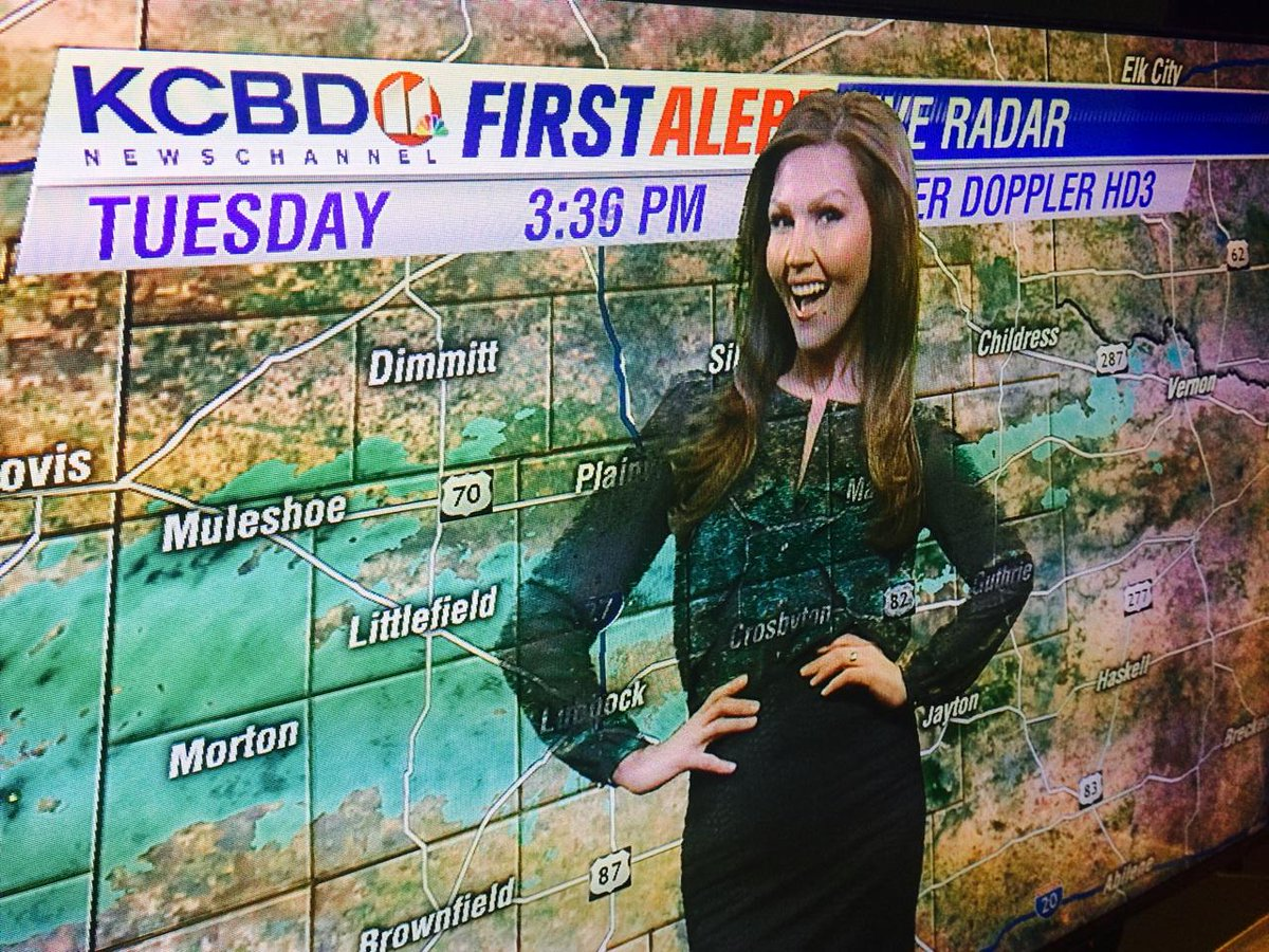 Christy Hartin On Twitter This Is Why The Kcbd Weather Team Doesn