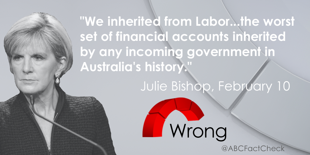Julie Bishop a stone cold liar on this, and she knows it, too  @ABCFactCheck #auspol http://t.co/bHdFLVSI3Z  http://t.co/OK7PkmhwTr