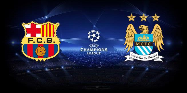 Rojadirecta Barcellona-Manchester City Streaming gratis