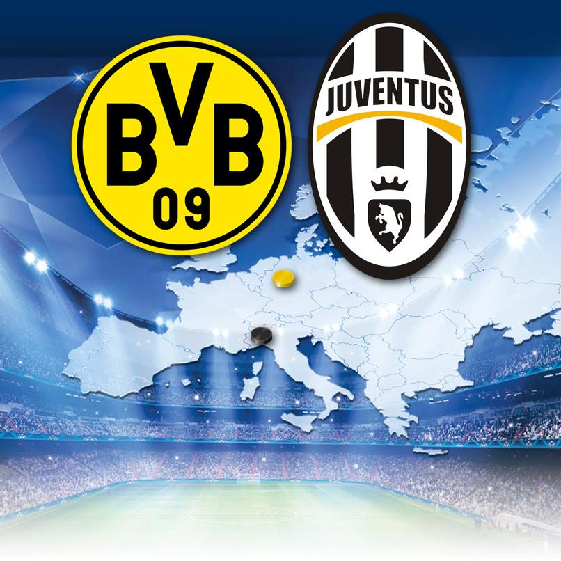 Rojadirecta Borussia Dortmund-JUVENTUS diretta streaming gratis Champions League